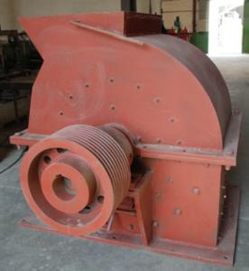molino de martillo e impactos